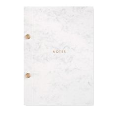 Gold Guilt Edged Notebook