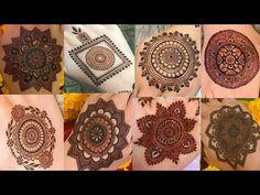 #hennacone #designcomhenna stylish and beautiful mehndi designs || gol tikki henna mehndi designs || Unique mehndi designs Unique Henna, Unique Mehndi Designs, Beautiful Mehndi Design, Henna Designs, Henna Mehndi, Hand Henna, Ab Workouts, Hand Tattoos, Stylish