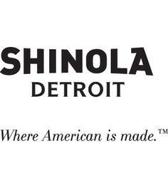 Shinola Detroit: Authentic Pride in Detroit's Story