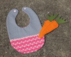 Nähanleitungen Baby - Lätzchen Schnittmuster und Anleitung - ein Designerstück von KonfettiPatterns bei DaWanda