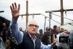 "Martin Scorsese on the set of ""Silence"" Martin Scorsese, Mark Wahlberg, Downey Junior, Sylvester Stallone, Marvel Vs, Irish Men, Original Movie, Marvel Cinematic Universe, Entertainment"