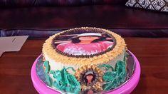 Sabila Birthday Cake