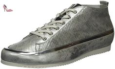 H?gl 3 10 0354 7600, Sneakers Basses Femme, (Silber7600), 40 EU