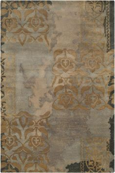 Ivette Area Rug - Wool Rugs - Area Rugs - Rugs | HomeDecorators.com
