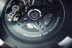 Maurice de Mauriac, luxury watches for men and women.