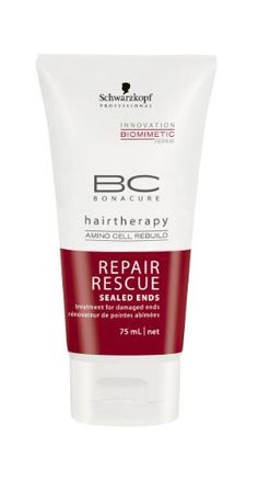 Schwarzkopf Professional BC Bonacure Repair Rescue Sealed Ends 75ml - http://jmibeauty.com/amz-product/schwarzkopf-professional-bc-bonacure-repair-rescue-sealed-ends-75ml/