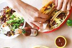 From the glorious guac to those crazy-addictive carnitas — we've got it all.