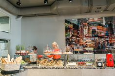 Marco Simonis - Bastei 10 - Lichtpixel Lokal, Drinks, Eat, Kitchen, Gourmet Food Store, Filling Station, Drinking, Beverages, Cooking