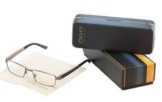 0bf2ea5213ffa OGA Morel Eyeglasses Frame 74110 GN023 Dark Gray Plastic Metal France 53-17 -140