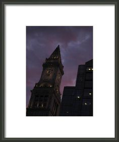One Night In October Framed Print By Loud Waterfall Photography Chelsea Sullens Framed prices begin at $58