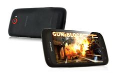 Android 4.0 Phone - Dual Core CPU, 4.3 Inch Screen, 960x540 Resolution; http://www.chinavasion.com/mj7g-AndroidPhones/