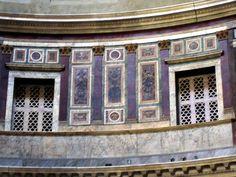 le Panthéon - reconstitution d'un décor