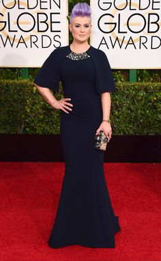 Kelly Osbourne, in Edition by Georges Chakra. We're loving this look!