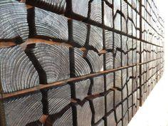 Wood Art Wall wooden art wall sculpture - reclaimed wood - rustic sculpture