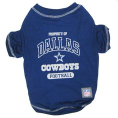 Pets First NFL Dallas Cowboys T-Shirt, Small >>> Check out this great product. (This is an affiliate link and I receive a commission for the sales)