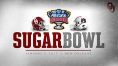 OU vs Auburn 2016 Sugar Bowl