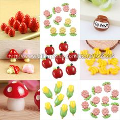 Find More Beads Information about 10x New Mini DIY Simulation Fruits Banana Strawberry Apple Resin Accessories DIY Decoration For Cream Phone Case Potted Ornament,High Quality accessories cotton,China decor accessories Suppliers, Cheap accessories home decor from Riky_mall on Aliexpress.com