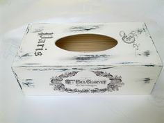 box for tissues