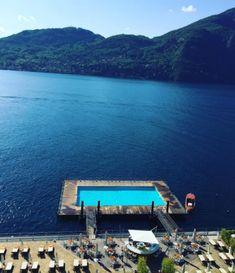 La piscine du Grand Hotel Tremezzo http://www.vogue.fr/lifestyle/voyages/diaporama/les-plus-belles-piscines-au-monde-instagram/34059#la-piscine-du-grand-hotel-tremezzo