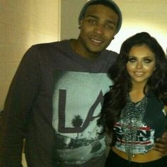 Jesy and Jordan ♥