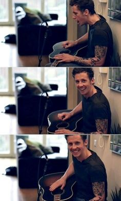 tattoos and dimples #perfect