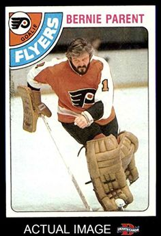 Compare Philadelphia Flyers Memorabilia prices and save big on Flyers Memorabilia and other Philadelphia-area sports team gear by scanning prices from top retailers. Nhl Hockey Teams, Flyers Hockey, Hockey Goalie, Hockey Cards, Ice Hockey, Baseball Cards, Philadelphia Sports, Historic Philadelphia, Bernie Parent
