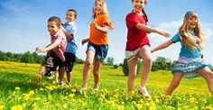 10 brincadeiras divertidas para fazer com as crianças