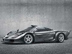 McLaren F1 GT 1997
