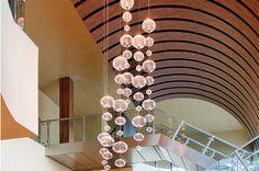 ALEA Casino, Glasgow Glasgow, Chandelier, Ceiling Lights, Lighting, Life, Home Decor, Candelabra, Decoration Home, Light Fixtures