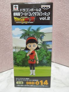 New Dragon Ball Z Battle of Gods DWC 014 World Collectable Videl Figure