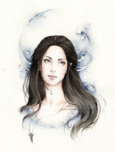 Arwen Evenstar, by achen089 of deviantART