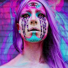 25 Makeup Artists Every Halloween Fanatic Needs to Follow: Beauty girls start prepping for Halloween earlier than anyone else.