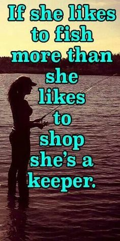 com - Bass Fishing Shirts - Ideas of Bass Fishing Shirts - If she likes to fish more than she likes to shop she is a keeper Fishing Girls, Sport Fishing, Gone Fishing, Fishing Stuff, Fishing 101, Fishing Life, Fishing Rods, Carp Fishing, Saltwater Fishing