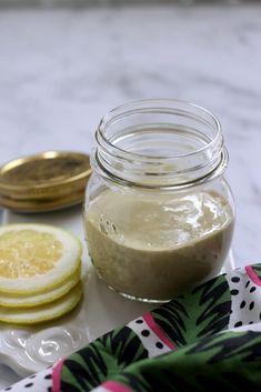 Szezámos-citrusos salátaöntet - Kifőztük Pesto, Panna Cotta, Mini, Ethnic Recipes, Food, Dulce De Leche, Essen, Meals, Yemek