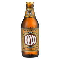 Cerveza Olvi Tuplapukki botella