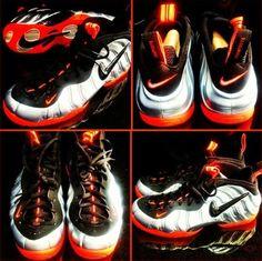 e8ae4aac01a9 Nike Air Foamposite Pro – Metallic Silver   Crimson