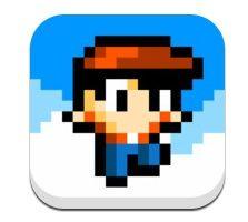 Kid Tripp, un Plataformas de la Vieja Escuela para tu iPad y iPad Mini