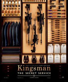 Basada en la novela gráfica escrita por Mark Millar, 'Kingsman: The secret service' es la nueva película de Matthew Vaughn.