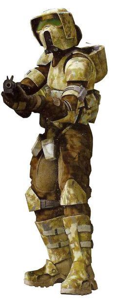 Clone scout trooper