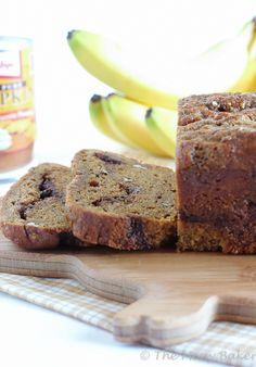 Cinnamon swirl pumpkin banana bread