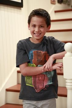 Parker Rooney from Liv and Maddie.  Played by Tenzing Norgay Trainor