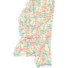 Ct Road Map