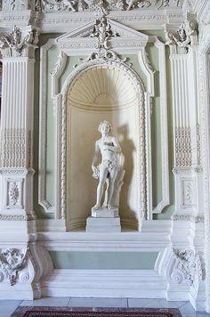Yusopov Palace, St Petersburg.