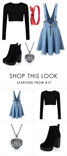 """""""Untitled #1350"""" by livy77 on Polyvore featuring New Look and Charlotte Russe"""