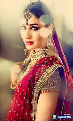 32 Pictures Of Indian Girls in Traditional Bridal Costumes