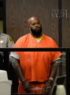 Suge Knight Passes Out AGAIN In Court After A Judge Orders His Bail To Be Set At $25 Million!
