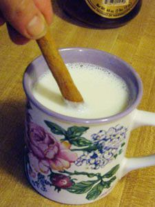 Cinnamon milk is a yummy and effective insomnia home remedy. It's REALLY easy to make your own home remedies. We have tons for free.