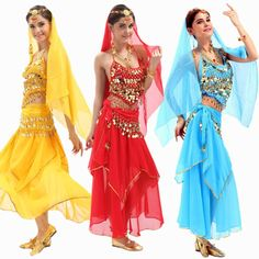 Cheap skirt chic, Buy Quality costumes for kids parties directly from China costume painting Suppliers:    4pcs Belly Dance Costume Bollywood Costume Indian Dress Bellydance Dress Womens Belly Dancing Costume Sets Tribal Ski