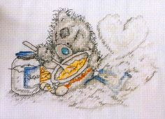 Tatty Teddy cooking - 1 of 2