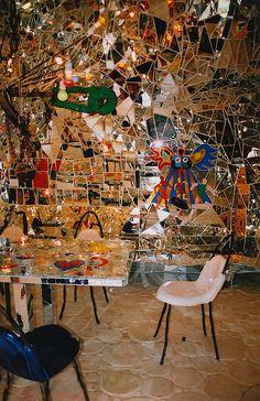 Niki de St. Phalle Tarot Garden; Tuscany, Italy